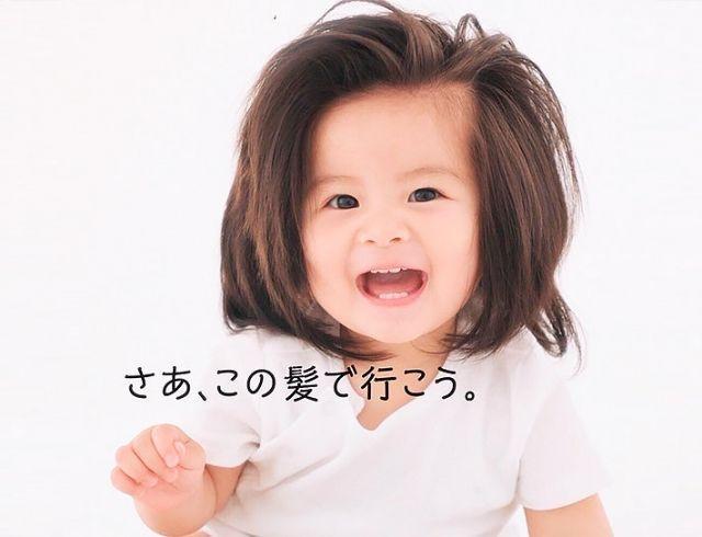 Новым лицом Pantene впервые стал ребенок (ФОТО)