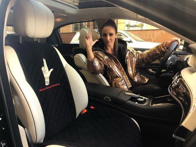Автомобиль Ольги Бузовой не могут продать даже со скидкой