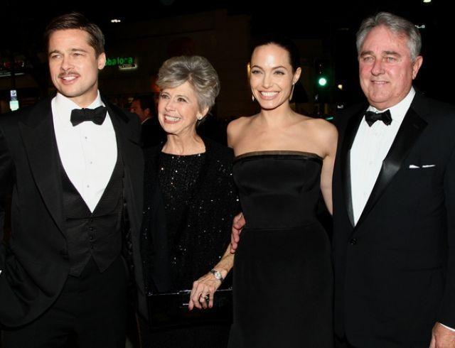 Почему мама Брэда Питта никогда не простит Анджелину Джоли
