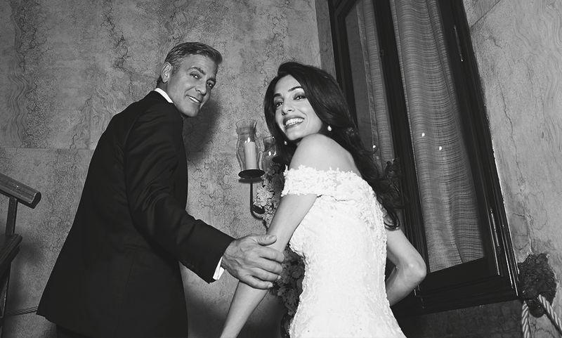 Амаль и Джордж Клуни: 5 советов для идеальных отношений