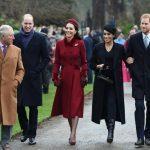 Принц Гарри, Меган Маркл, принц Уильям и Кейт Миддлтон подвели итоги года