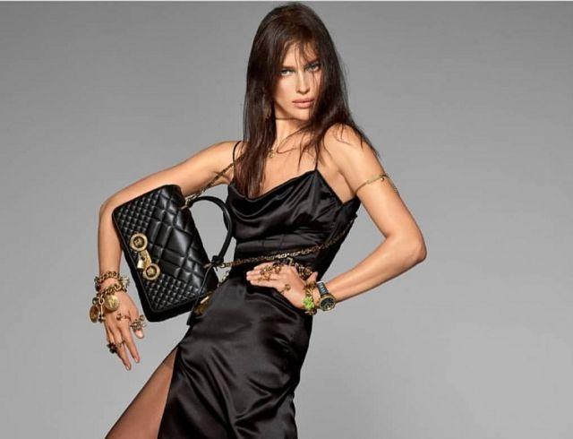 Ирина Шейк в нежных образах снялась для мексиканского Vogue: новые фото