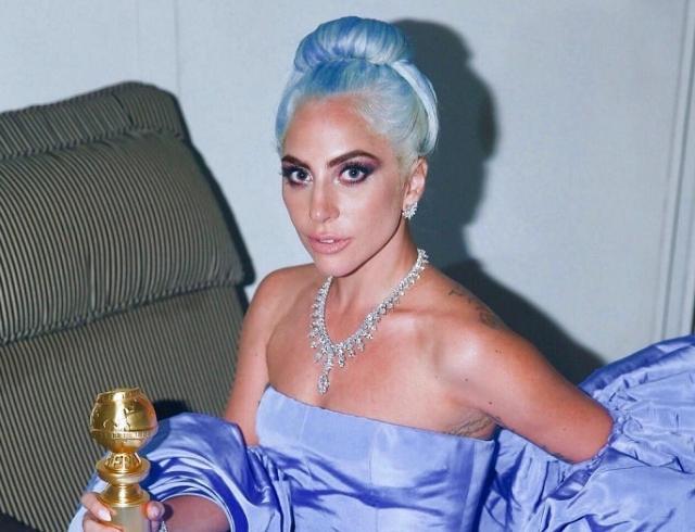 """Леди Гага не смогла сдержать эмоций, узнав о номинации на """"Оскар"""""""