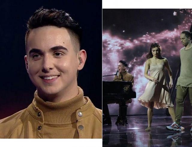 """MELOVIN выступил на Нацотборе на """"Евровидение-2019"""" и назвал своих фаворитов"""