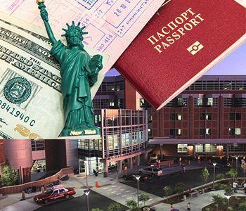 Как я эмигрировала в США