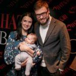 С грудничком на вечеринку: как Валентина Хамайко поздравляла Егора Гордеева