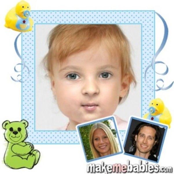 Гадание по фото: как будут выглядеть еще не рожденные дети звезд