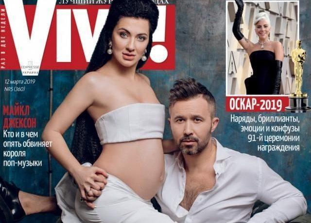 Официально: у Сергея и Снежаны Бабкиных будет третий ребенок (ФОТО+ВИДЕО)