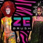 ZeBrush и ZeColor: как прошли beauty-мероприятия