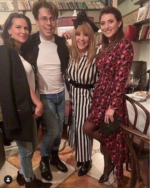 Пугачева спела вживую для гостей на своем празднике