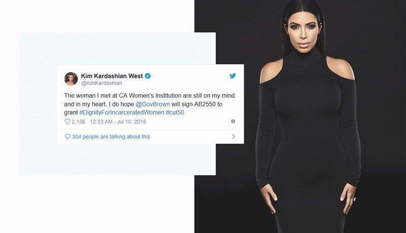 5 раз, когда Ким Кардашьян выступила в роли социозащитницы