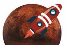 Как девушки готовятся к полету на Марс