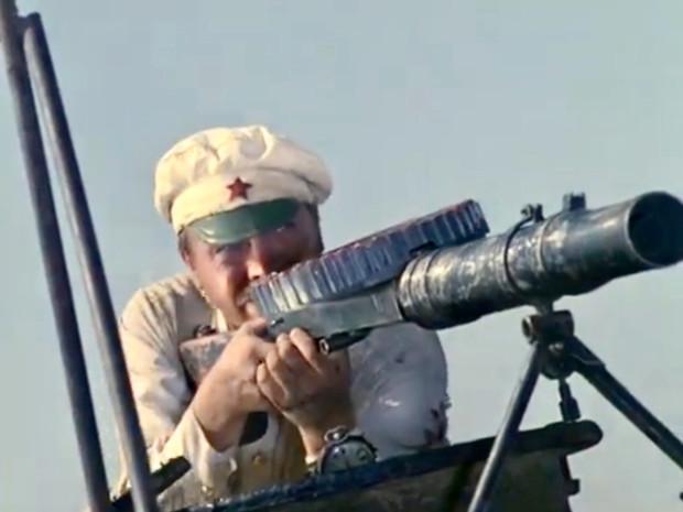 История пулемета из сериала «Ростов»