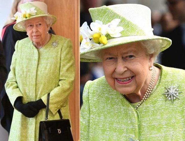 Королева Елизавета II покаталась на лошади в Виндзорском парке (ФОТО)