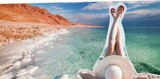 5 причин поехать лечиться на Мертвое море