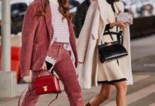 Трендовые сумки сезона осень-зима 2019-2020: аксессуары тоже важны