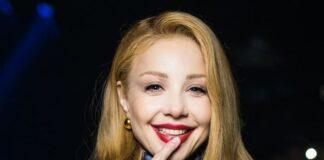 В самом трендовом принте: Тина Кароль в клетчатом пальто от украинского дизайнера (ФОТО+ГОЛОСОВАНИЕ)