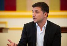 Представители украинского шоу-бизнеса встретились с президентом Владимиром Зеленским (ФОТО)
