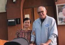 79-летний Эммануил Виторган задумался о сыне