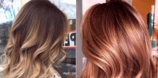 Карамельные оттенки волос против серо-коричневых. Какие цвета на пике популярности в 2020 году