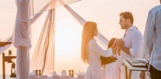 Александр Ревва женился в четвертый раз: атмосферные фото и видео