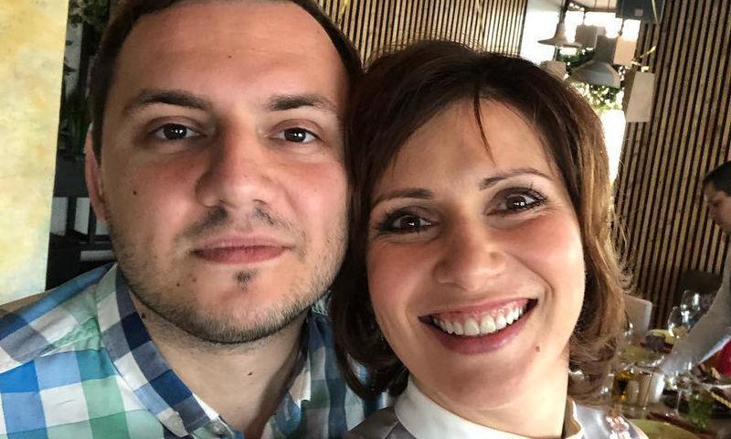 42-летняя Светлана Зейналова ушла от отца своей младшей дочери