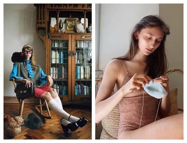 Fashion-прогресс: Gucci сняли кампанию без фотографов, визажистов и стилистов